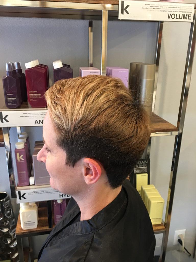 Brazilian Blowout For Short Hair